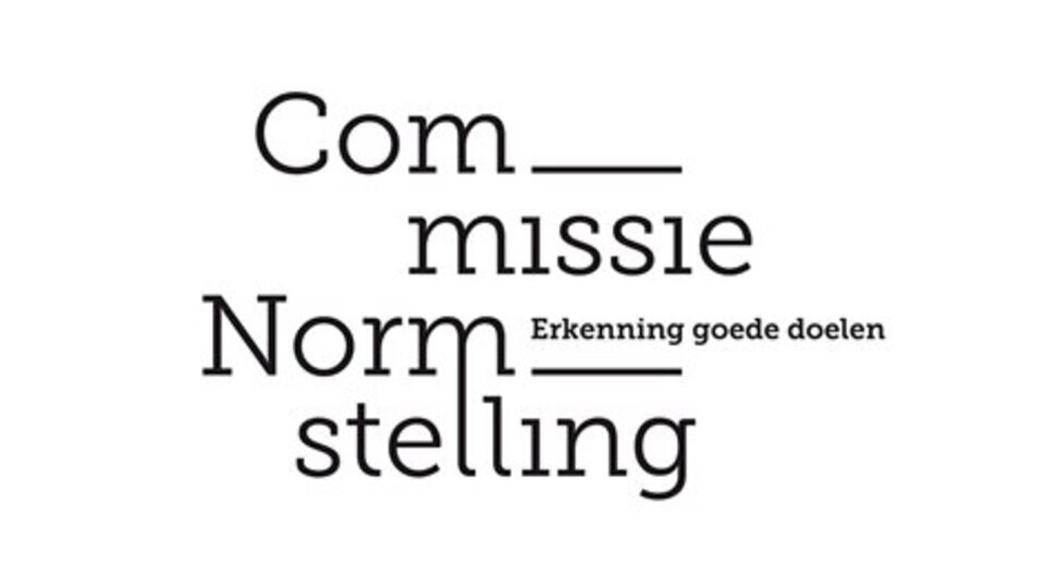 Logo Commissie Normstelling