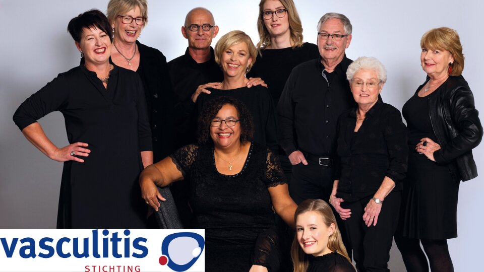 In de Spotlights: Vasculitis Stichting